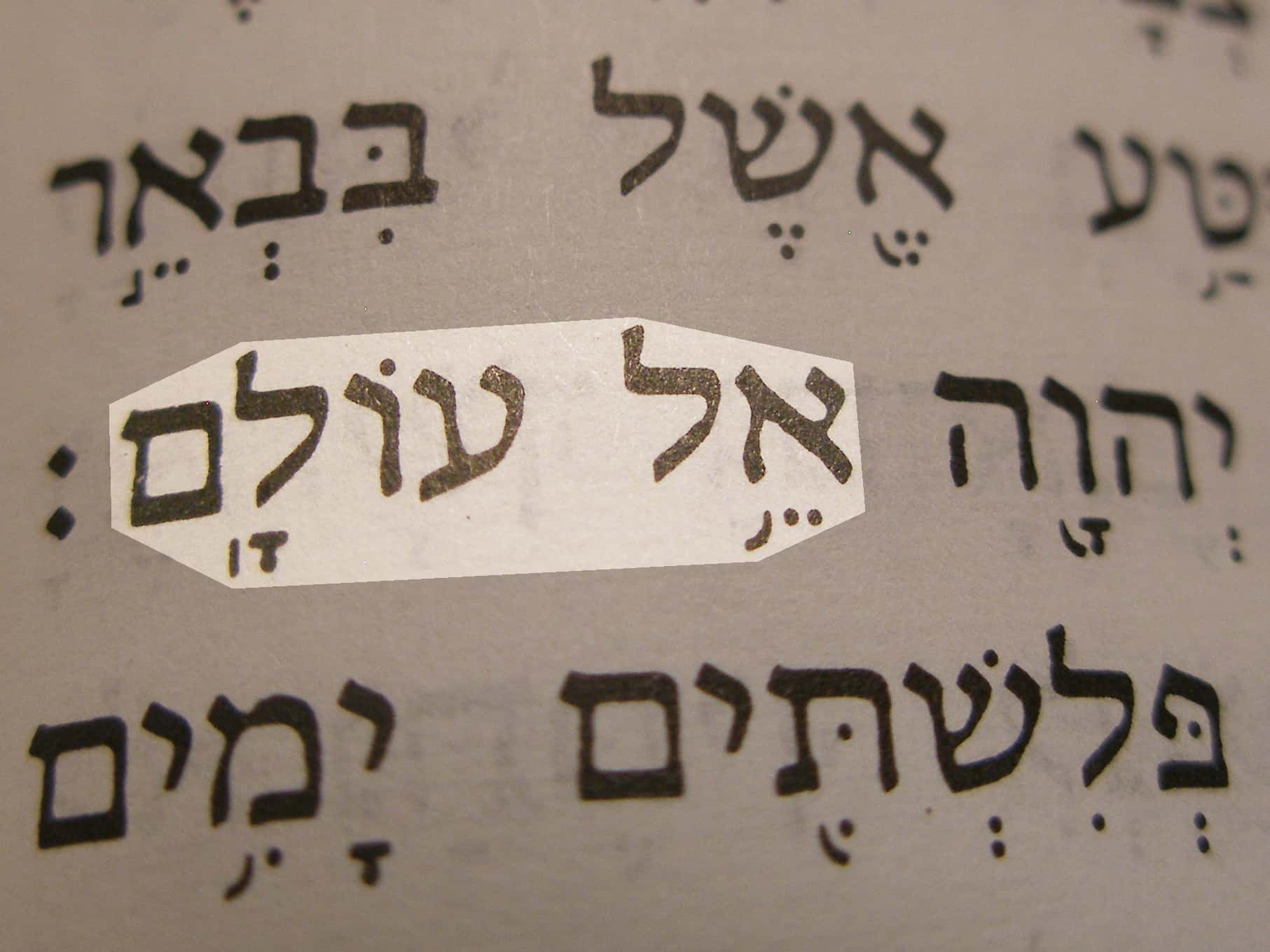 hebrew ehe eternal language Hebrew has been the sacred language of the jewish people — the language of its religion, culture and civilization it has been, in sum, the language of judaism and intimately identified with the national and religious experiences of the jewish people throughout the generations.