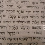 One of the biblical names of God: Everlasting King (or Eternal King) pictured in the Hebrew text of Jeremiah 10:10.