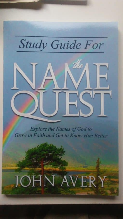 Cover image of the Study Guide for The Name Quest